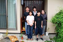 上田市W様ご家族